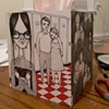 Tissue Box: Tissues for Issues