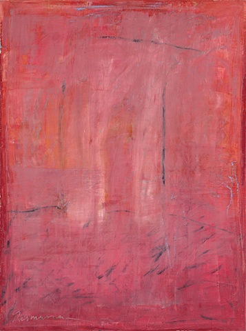 "Title: Red Gate  Medium: Oil And Oil Stick On Canvas  Size: 48"" x 36""  Year: 2006"