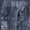 """Title: Midnight  Medium: Oil, Oil Stick And Graphite On Canvas  Size: 48"""" x 36""""  Year: 2008"""