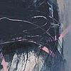 "Title: Avatar  Medium: Acrylic And Spray Paint On Canvas  Size: 40"" x 30""  Year: 2010"