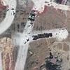 "Title: Preso Politico  Medium: Acrylic And Spray Paint On Canvas  Dimensions: 36"" x 36""  Year: 2009"