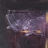 "Title: Spiritus Sanctus  Medium: Oil And Oil Stick On Canvas  Size: 36"" x 36""  Year: 2007"