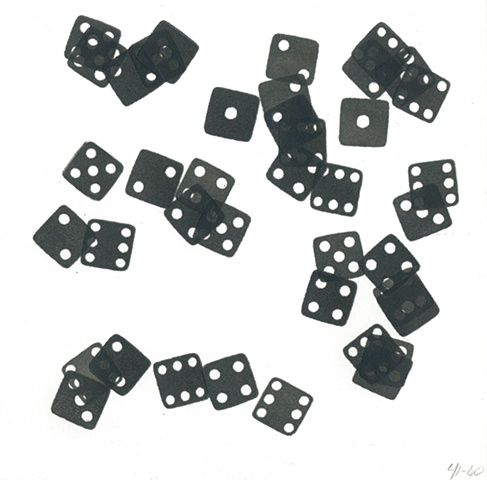 twenty rolls of the dice (the third twenty rolls)