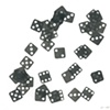 twenty rolls of the dice (the second twenty rolls)