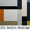 2011 Acrylic Paintings
