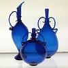 copper blue trio