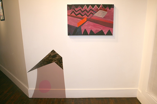 Kate Parnell: Amity II (Installation View)