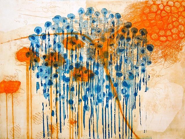 Fuyuu, Blue Rain I
