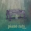 Piano Rats by Franki Elliot  68 page book of poetry about sex, honesty, sadness, falling in and out of love. firsts and lasts, awkward moments, my secrets and yours.  Published by Curbside Splendor  $10