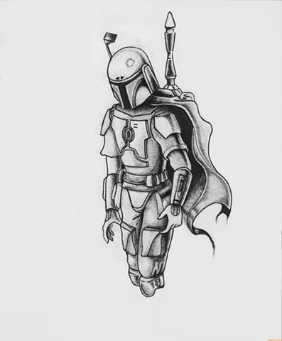 Scum and Villainy - Boba Fett