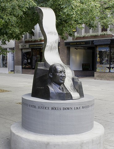 Martin Luther King, Jr. Commemorative Sculpture