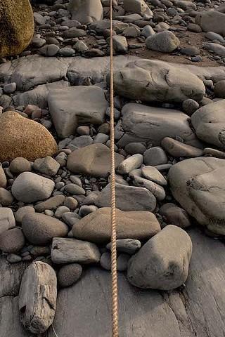 Tide Line (Low Tide)