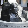 Martin Luther King Commemorative Sculpture