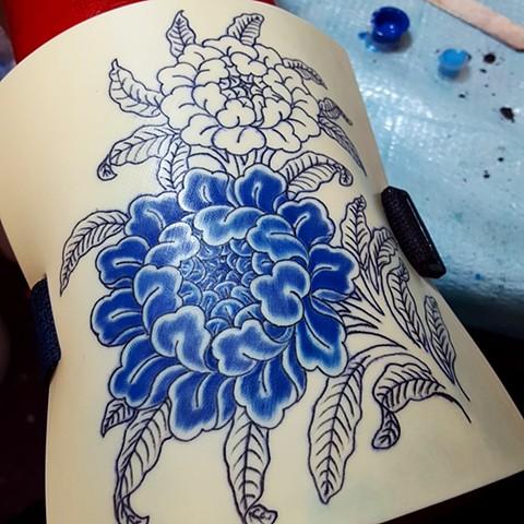 Elizabeth comport artist for Tattoos on old skin