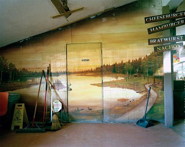 Flea Market Mural, Monticello MN