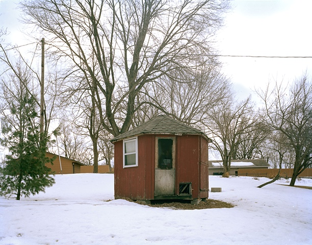 The Red Shed, Monticello MN