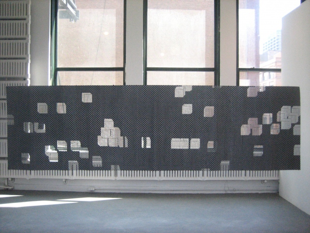 Processional Dimensions, Installation view