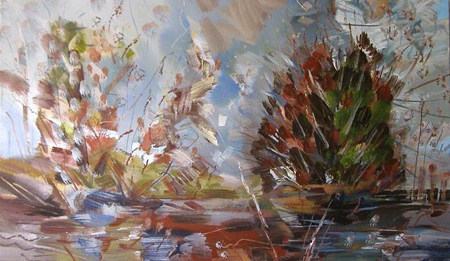 Annimated Landscape (Juniper)
