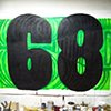 68 (Black & Green)