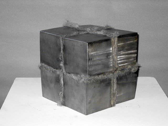Welding a Cube and it's Deconstruction