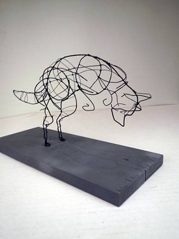 Animal in Motion Wire Project