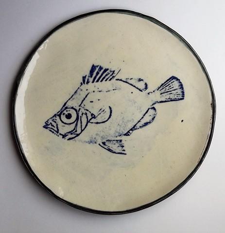 round fish plate 2