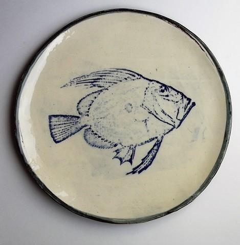 round fish plate 1