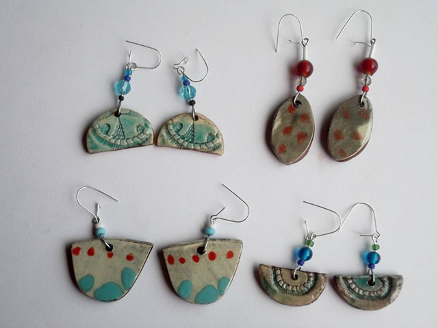 Earring samples