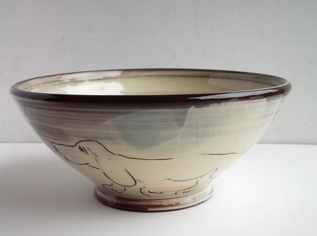 big dog bowl
