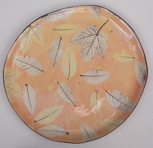 99. Leaf dish