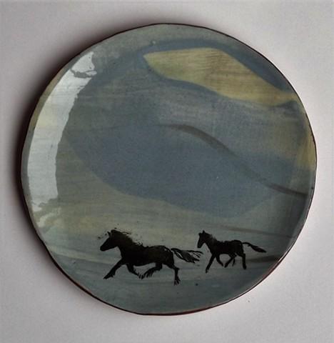 91. horses