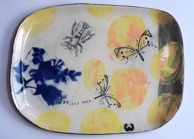summer plate