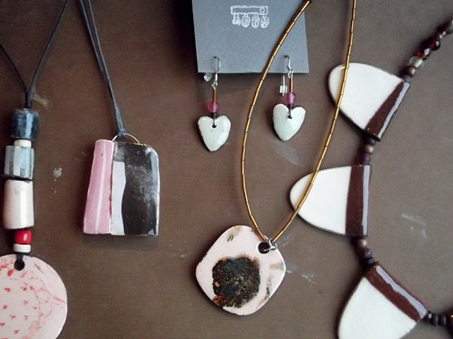 Wearable ceramics