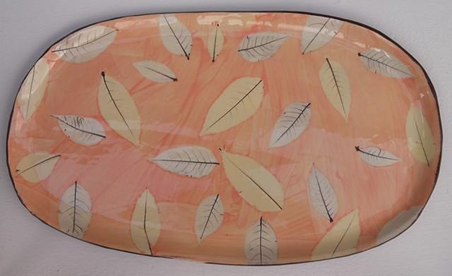 104. Autumn platter