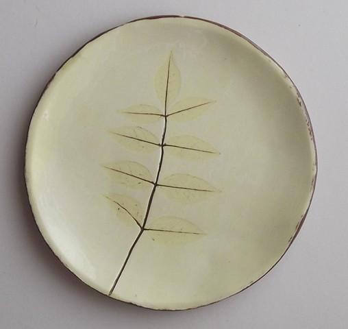 4 leaf dish