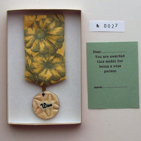 wise medal