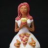 Junk Food Bride