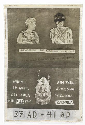 Lobby Card: Caligula