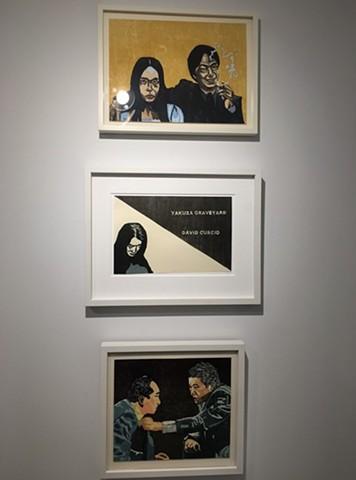 """Yakuza Graveyard"" at Room 68, Provincetown, MA"