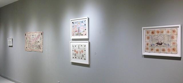 """""""David Curcio: Bad Dreams... or not"""" Montserrat College, 2012"""
