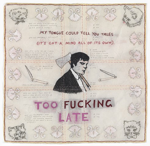 Too Fucking Late (Oliver Reed)