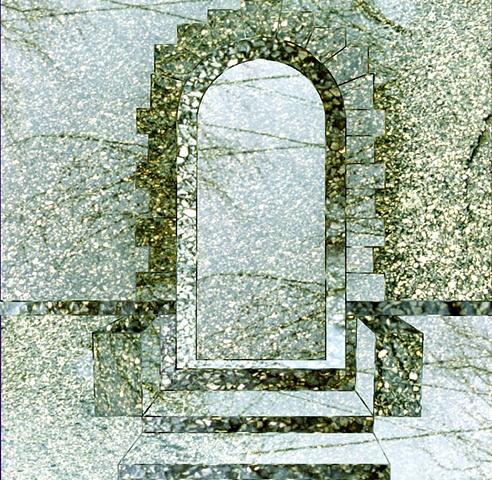 """""""Doorway to Heaven (Puddle)'"""