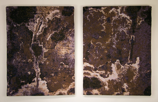 """Residue"" (diptych)"