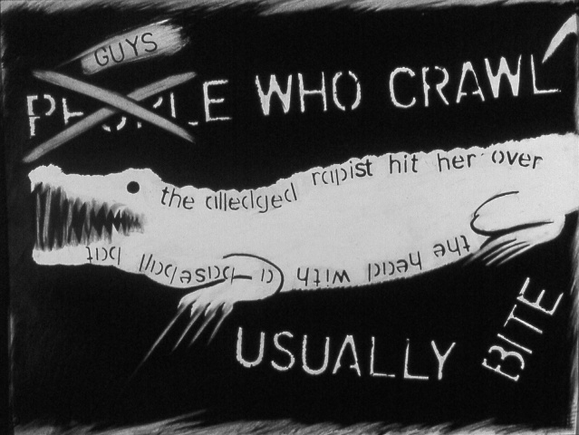 Guys Who Crawl