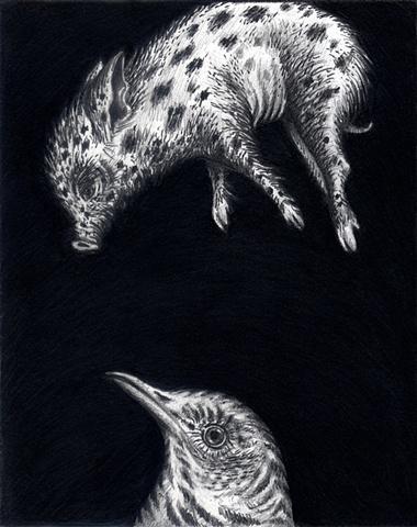 Bird and Piglet
