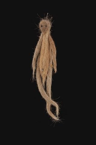 Cat Hair Doll
