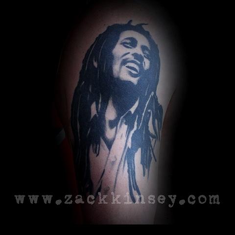 Jesse's Bob Marley