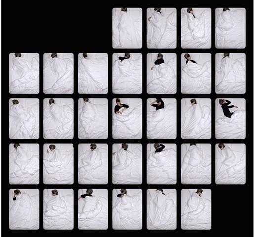 5:06 A.M., Sleeping, March 2017