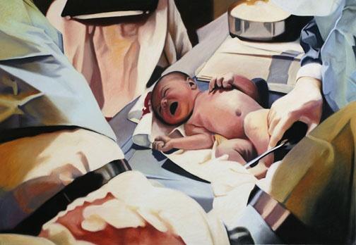 November 2nd, 1975 Kathryn Refi is born