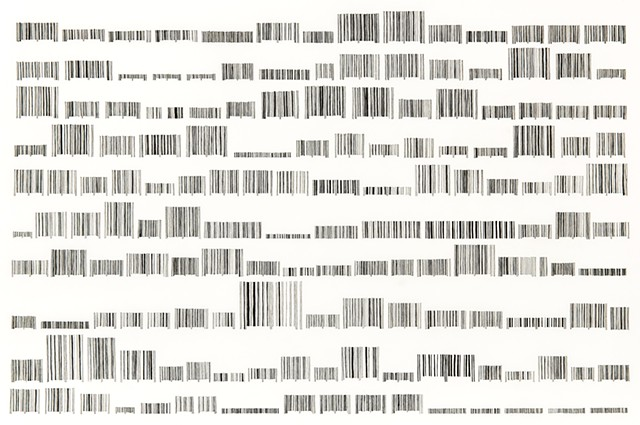 Bar Codes (in the order purchased)